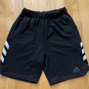 Men's Adidas Terry Jogger Shorts